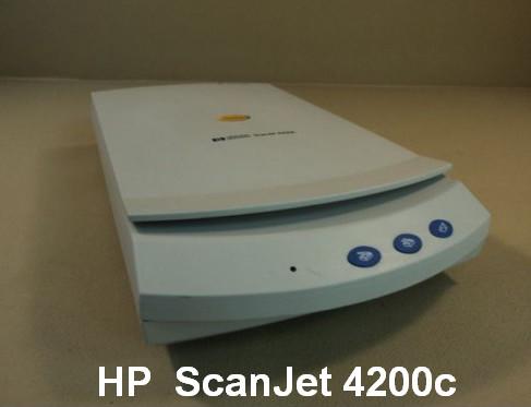 HP ScanJet 4200c