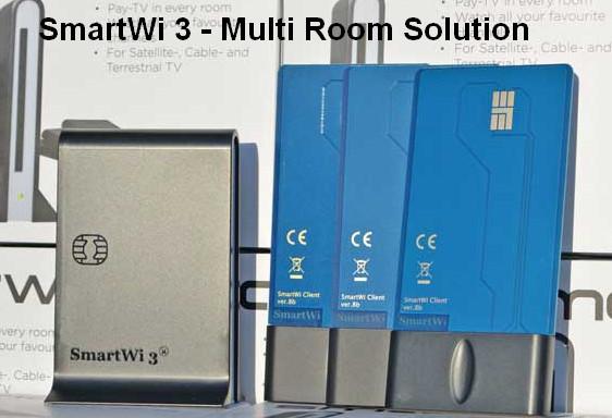 SmartWi - Multi Room Solution