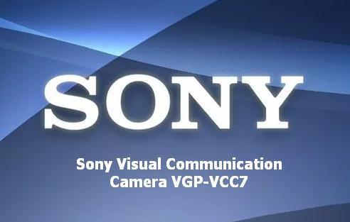 Sony Visual Communication Camera VGP-VCC7 Driver
