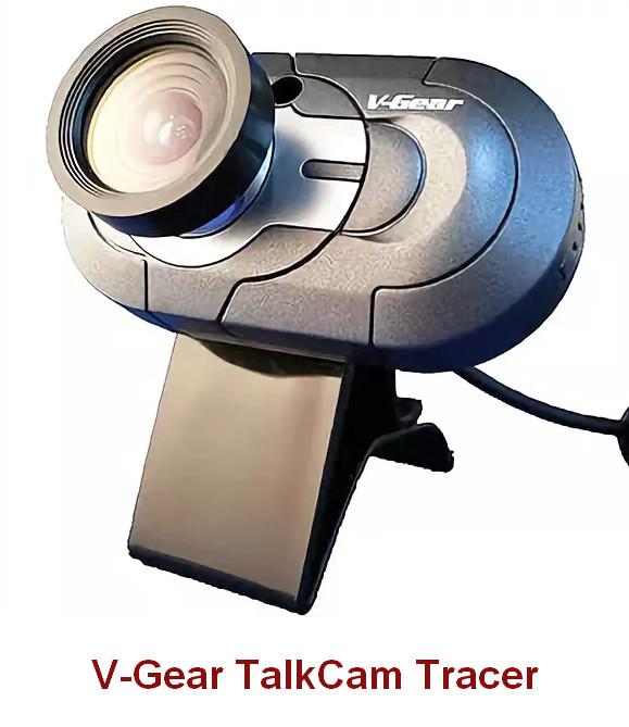 V-Gear TalkCam Tracer CCD