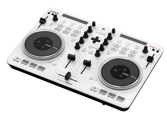 CASIO XW-J1 DJ Controller Driver