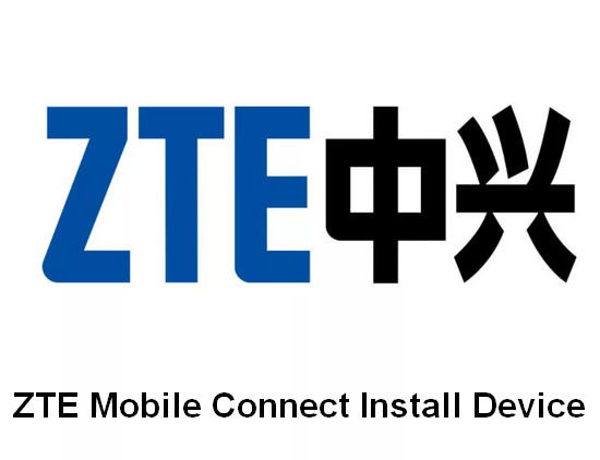 ZTE Mobile Connect Install Device Drivers