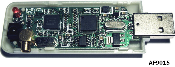 Afatech AF9015 BDA Device Drivers