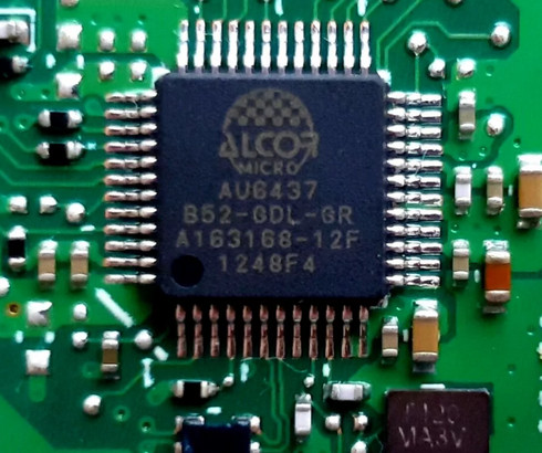 Alcor Micro USB Smart Card Reader Drivers for Lenovo
