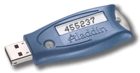 Aladdin USB Key Driver