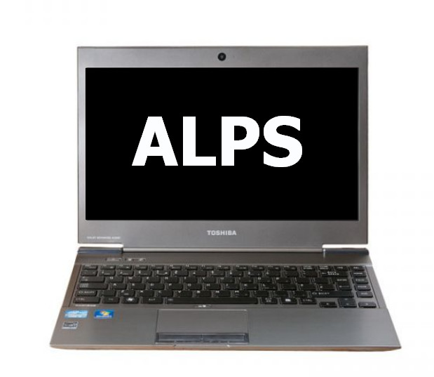Alps TouchPad Controllers Driver for Toshiba