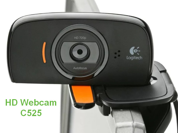 Logitech C525 HD Webcam Driver