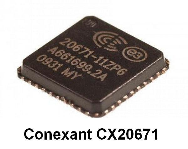 Conexant High Definition SmartAudio Driver
