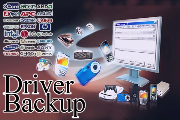 Создание резервной копии драйверов Windows