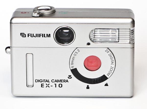 FUJIFILM EX-10/EX-20 Mass Storage Class Adapter Driver