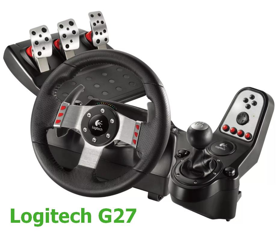 Logitech G27 Racing Wheel Driver