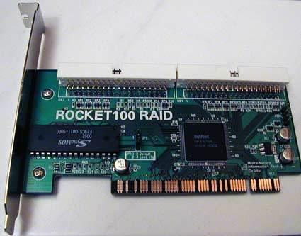 HighPoint HPT3xx ATA RAID Controller Drivers