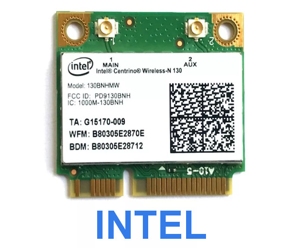 Intel PROSet/Wireless WiFi Driver