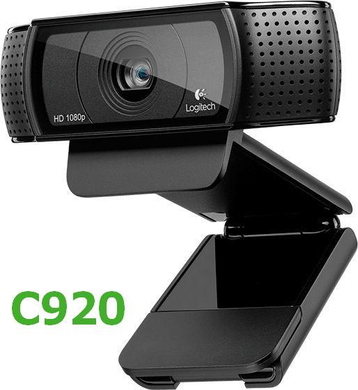 Logitech HD Pro C920/C920s WebCam Driver