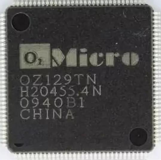 O2Micro BH-201 Card Reader Driver