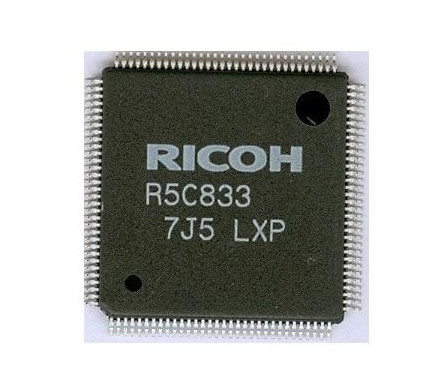 Ricoh R/RL/5C476(II) oder kompatibler CardBus-Controller Drivers