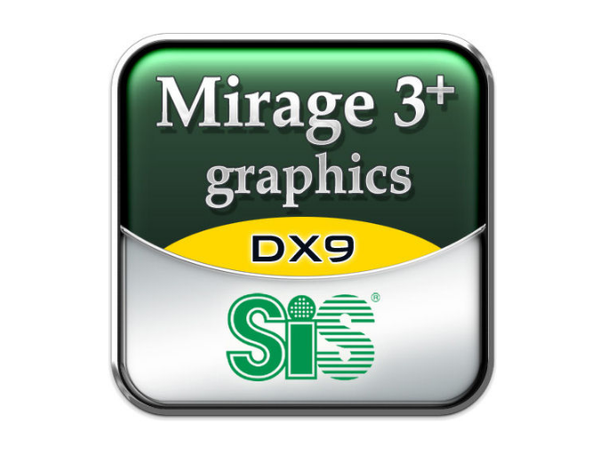 SiS Mirage 3 Graphics
