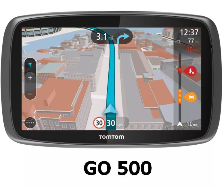 TomTom GO 500 USB Host Driver