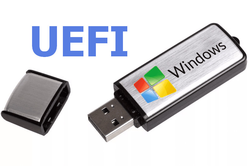 Как создать загрузочную флешку Windows для UEFI BIOS и старых BIOS