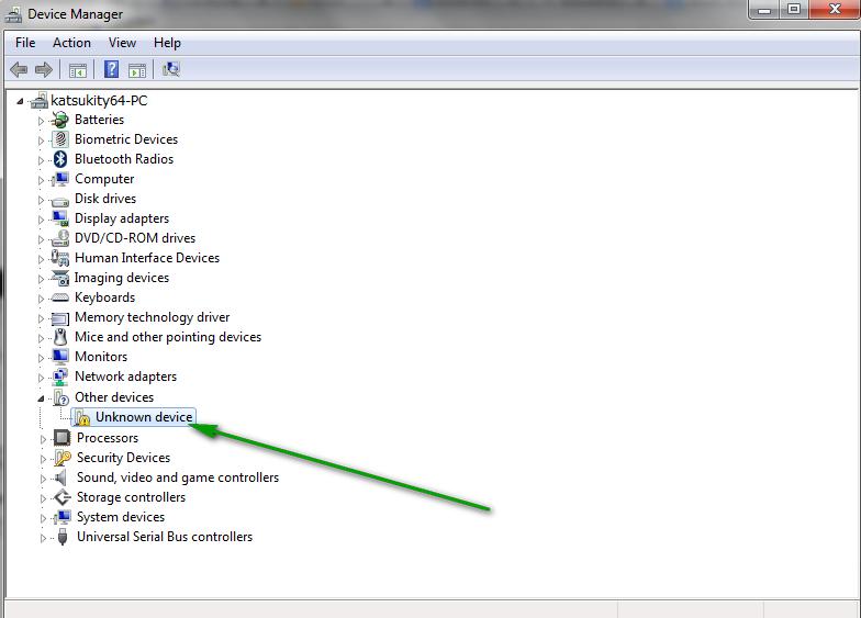 Как исправить ошибку Unknown Device (Код 43) в диспетчере устройств