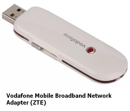 ZTE (Vodafone) Mobile Broadband Network Adapter
