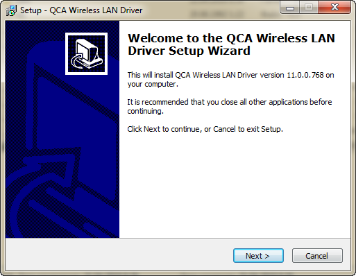 Qualcomm Atheros WiiFi драйвер v 12 0 0 468 скачать